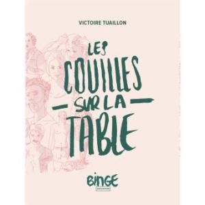 Les Couilles sur la table, Victoire Tuaillon