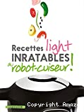 Recettes light inratables au robot-cuiseur !