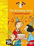 The birthday Party: L'anniversaire