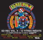 Ed Rec, vol. X