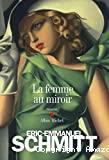 femme au miroir La
